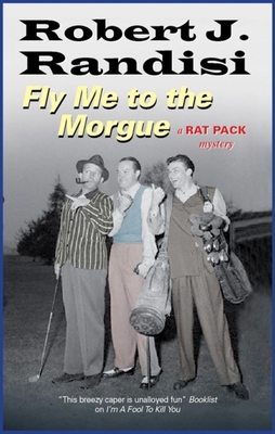 Fly Me to the Morgue Cover