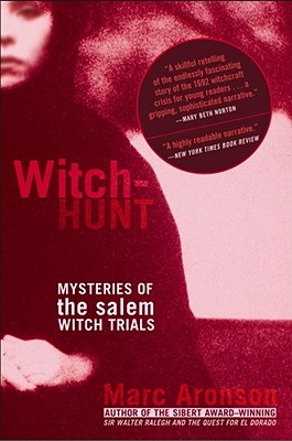 Witch-Hunt Cover