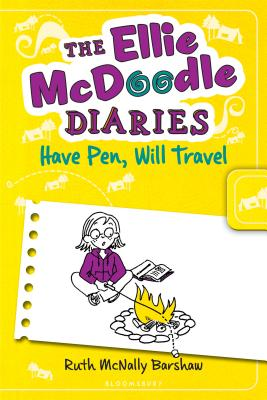 Ellie McDoodle: Have Pen, Will Travel Cover Image