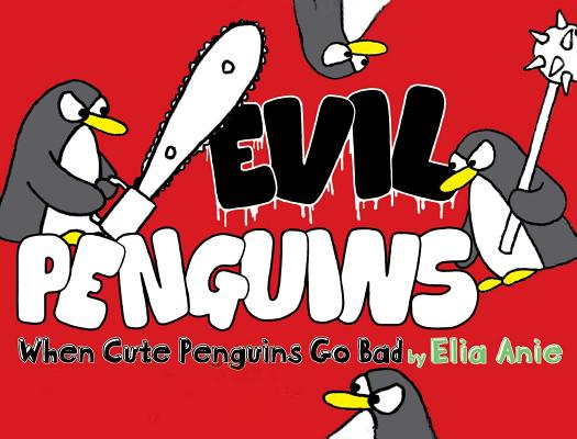 Evil Penguins Cover