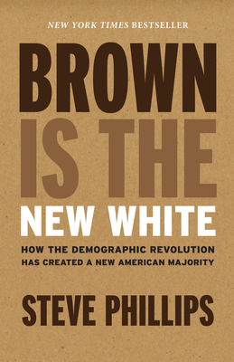 Cover for Brown Is the New White
