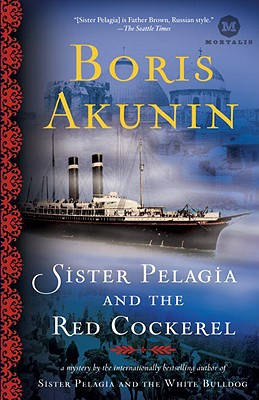 Sister Pelagia and the Red Cockerel Cover