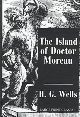 The Island of Dr. Moreau Cover Image