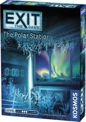 Exit the Polar Station Cover Image