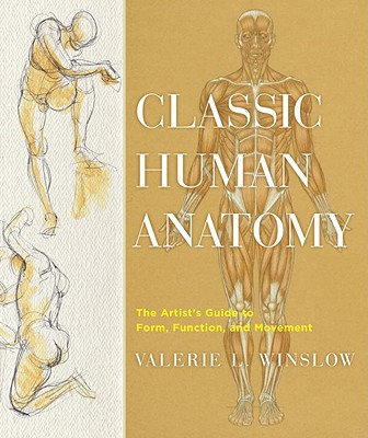 Classic Human Anatomy: The Artist's Guide to Form, Function, and Movement Cover Image
