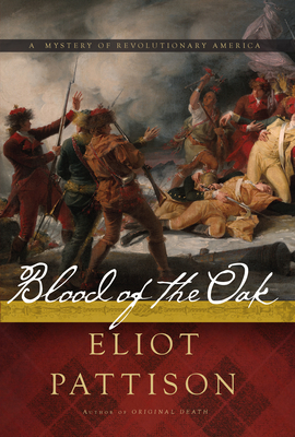 Blood of the Oak Cover