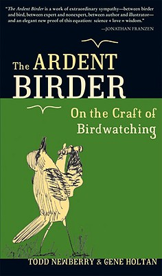 The Ardent Birder Cover