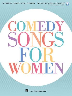 Comedy Songs for Women Cover Image