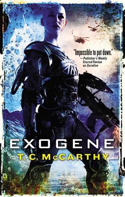 Exogene Cover