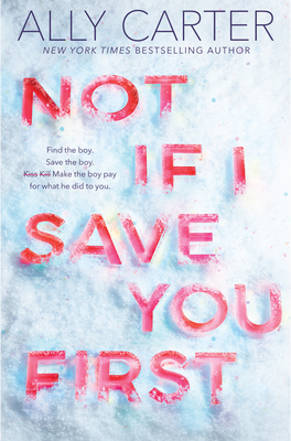 Not If I Save You First Cover Image