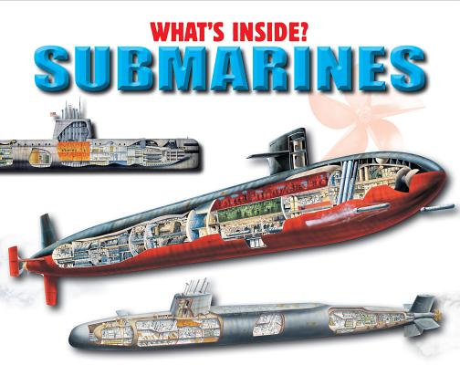 Submarines (What's Inside?) Cover Image