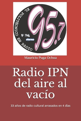 Radio IPN del aire al vacío: 33 años de radio cultural arrasados en 4 días Cover Image