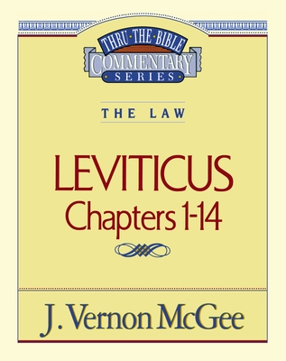 Thru the Bible Vol. 06: The Law (Leviticus 1-14), 6 Cover Image