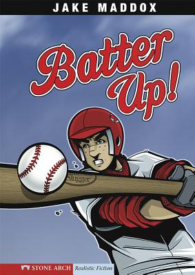 Batter Up! (Stone Arch Realistic Fiction) Cover Image
