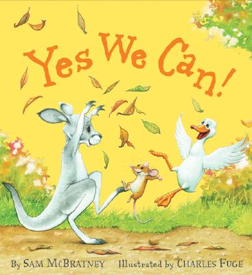 Yes We Can! Cover