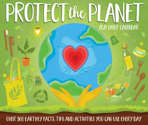 Protect the Planet 2021 Box Calendar Cover Image