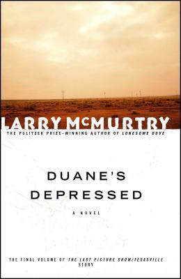 Duane's Depressed: A Novel Cover Image