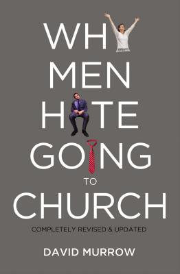 Why Men Hate Going to Church Cover