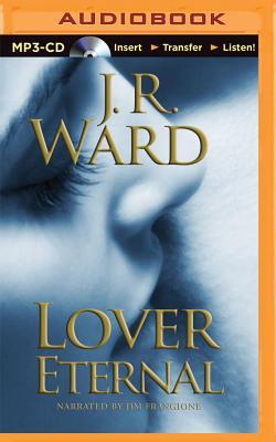 Cover for Lover Eternal (Black Dagger Brotherhood #2)