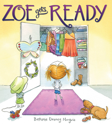 Zoe Gets Ready Cover