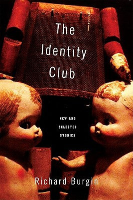 The Identity Club Cover
