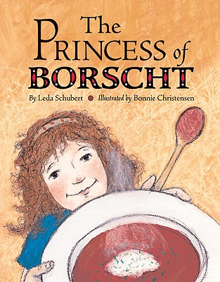 The Princess of Borscht Cover