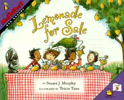 Lemonade for Sale (MathStart 3) Cover Image