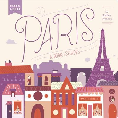 Paris: A Book of Shapes Cover Image