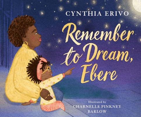 Remember to Dream, Ebere Cover Image