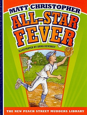 All-Star Fever (New Peach Street Mudders Library) Cover Image