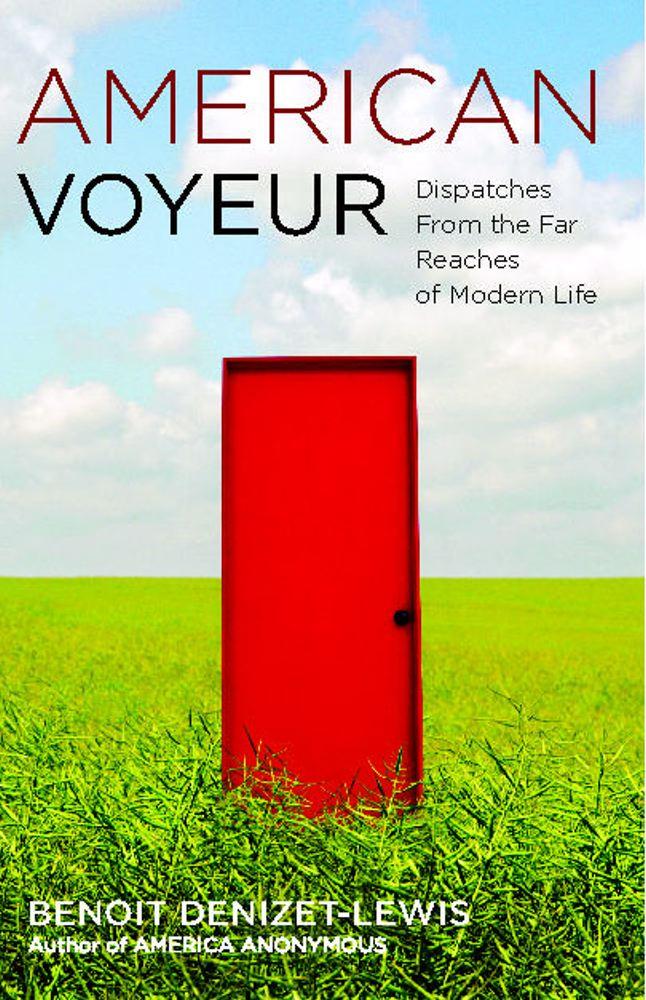 American Voyeur Cover
