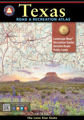 Texas Road & Recreation Atlas Cover Image