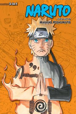 Naruto (3-in-1 Edition), Vol. 20 cover image