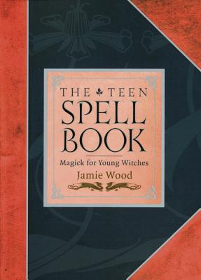 The Teen Spell Book Cover