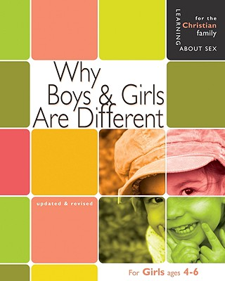 Why Boys & Girls Are Different: For Girls Ages 4-6 and Parents Cover Image
