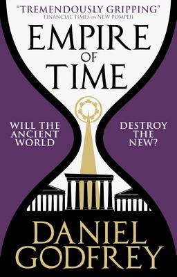 Cover for Empire of Time (New Pompeii 2)