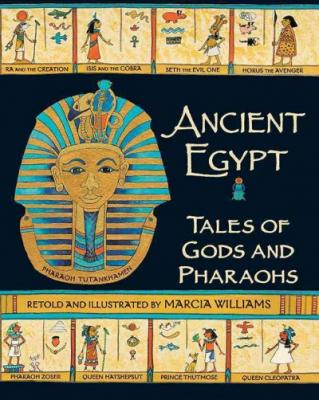 Ancient Egypt: Tales of Gods and Pharaohs Cover Image