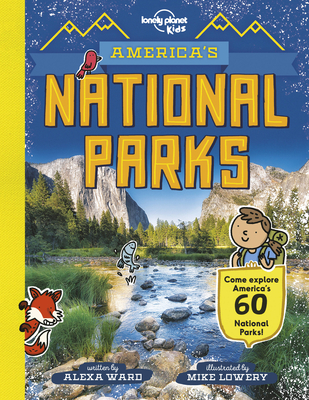 America's National Parks Cover Image