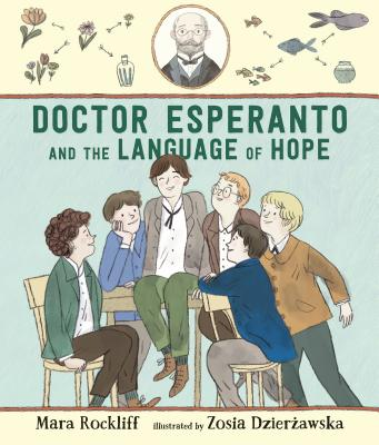Cover for Doctor Esperanto and the Language of Hope