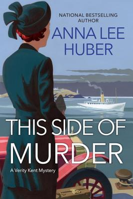 This Side of Murder (A Verity Kent Mystery #1) Cover Image