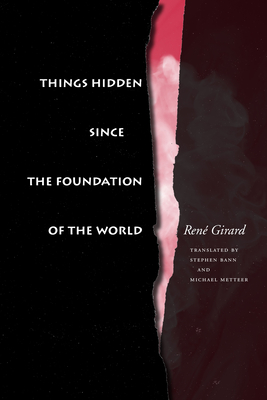 Things Hidden Since the Foundation of the World Cover Image