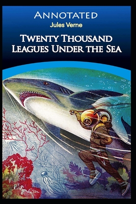 20,000 Leagues Under the Sea Annotated Cover Image