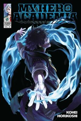 My Hero Academia, Vol. 30 (My Hero Academia  #30) Cover Image