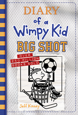 Diary of a Wimpy Kid: Book 16 Cover Image