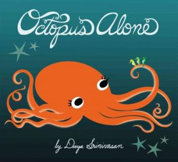Cover for Octopus Alone