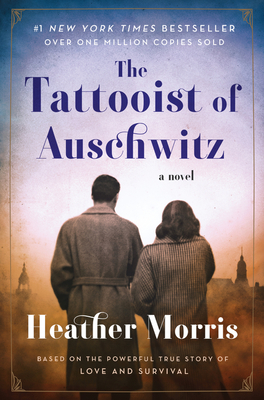 Tattooist of Auschwitz, The cover image