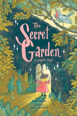 The Secret Garden: A Graphic Novel Cover Image