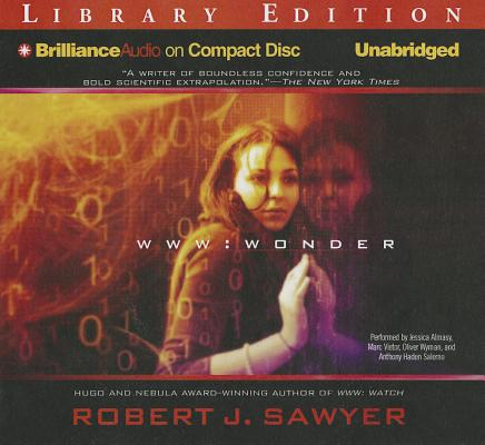 Cover for Wonder (WWW Trilogy #3)