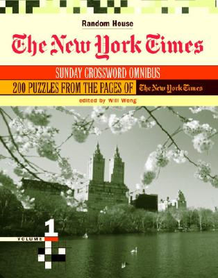 The New York Times Sunday Crossword Omnibus, Volume 1 Cover