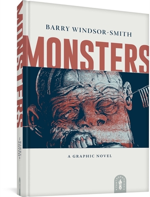 MONSTERS -  By Barry Windsor-Smith